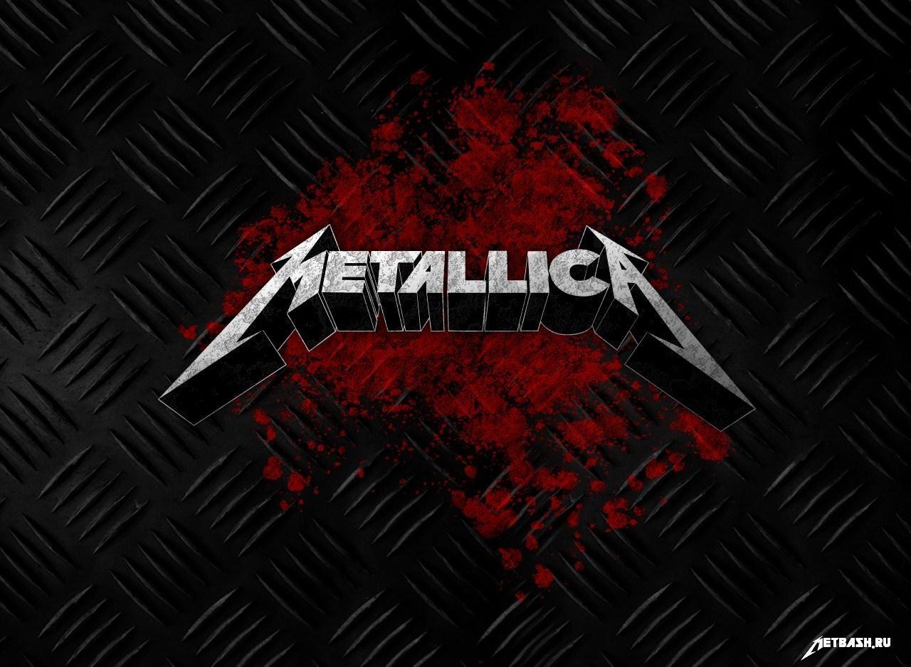 Background Metal Rock Band Metallica Logo Images HD Wallpapers