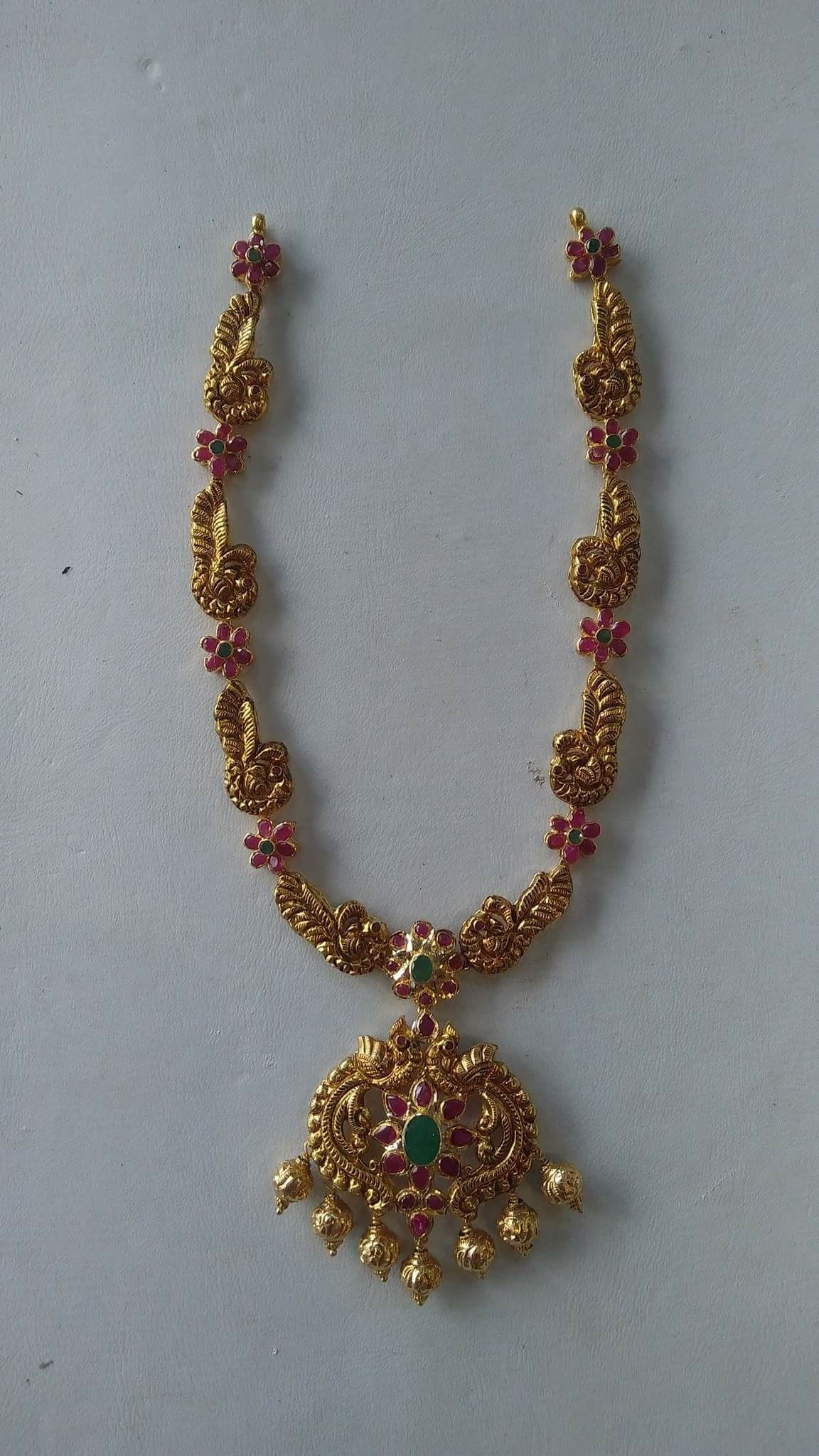 Pin by sreelakshmi on Gold | Pinterest | Indian jewelry, Jewel and ...