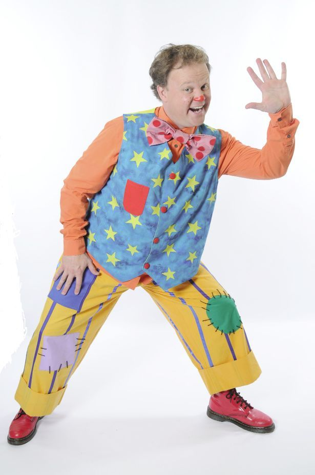 Real Life Tv Stars Mr Tumble Mr Tumble Birthday Poster Pictures