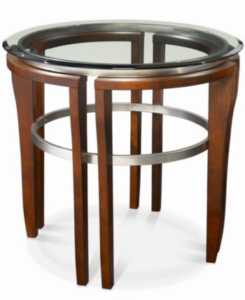 Closeout Fusion End Table Furniture Home Decor End Tables