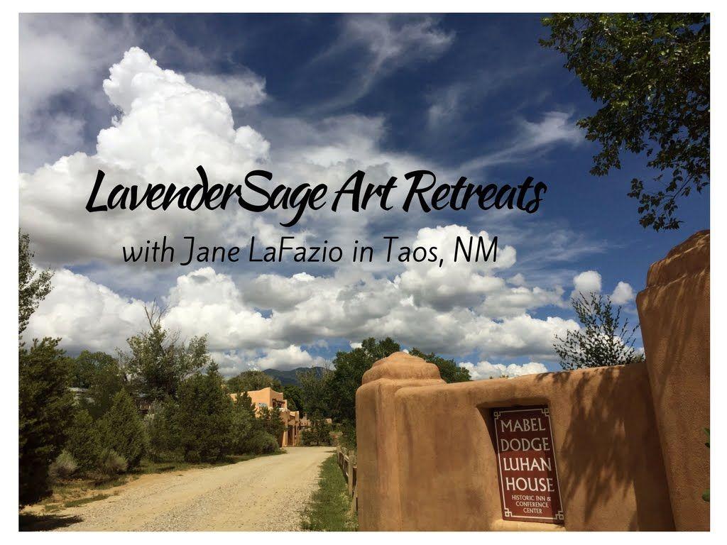 Lavendersage art retreat taos nm 2016 art retreats taos