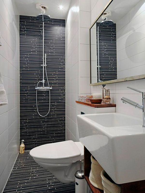 baño pequeño Home Pinterest Decoration, Modern and House