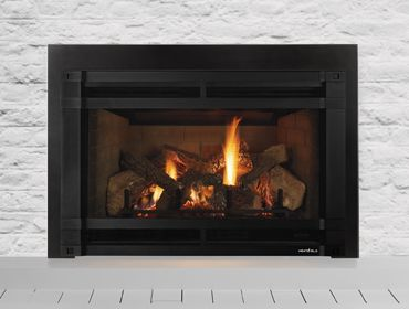 Grand I35 Gas Fireplace Insert Heat Glo Gas Fireplace Insert