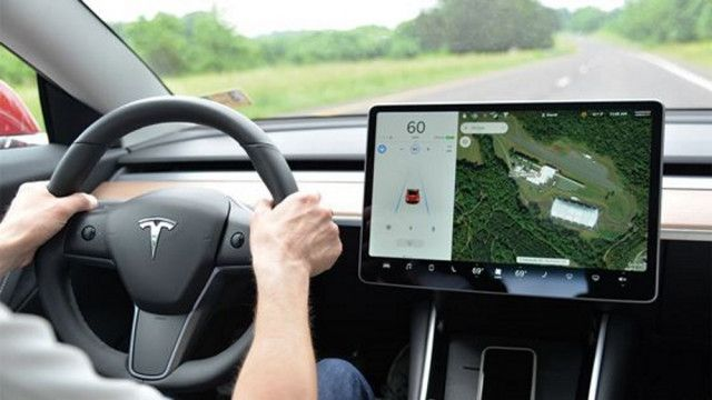 The Turn Signal Is One Of The Most Essential Passive Safety Measures Onboard Every Single New Car Yet Mi Tesla Tesla Model Advanced Driver Assistance Systems