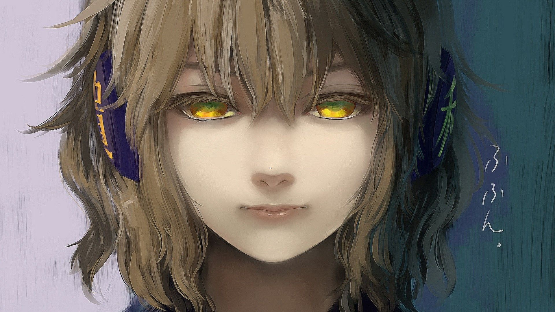 Toyosatomimi no miko touhou stuff pinterest yellow eyes and anime