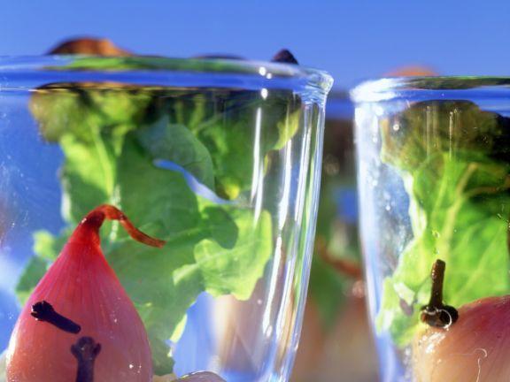 Pikant eingelegte Schalotten mit Eichblattsalat ist ein Rezept mit frischen Zutaten aus der Kategorie Gemüse. Probieren Sie dieses und weitere Rezepte von EAT SMARTER!