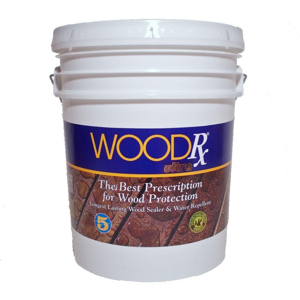 Woodrx Ultra 5 Gal Clic Pressure