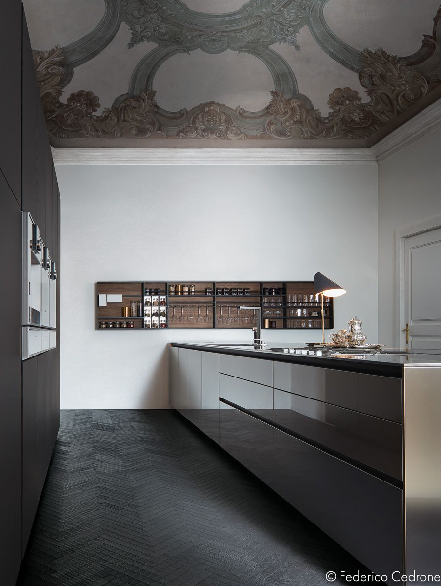 Varenna Kitchen Collection. on Behance | kitchen | Pinterest | Küche ...