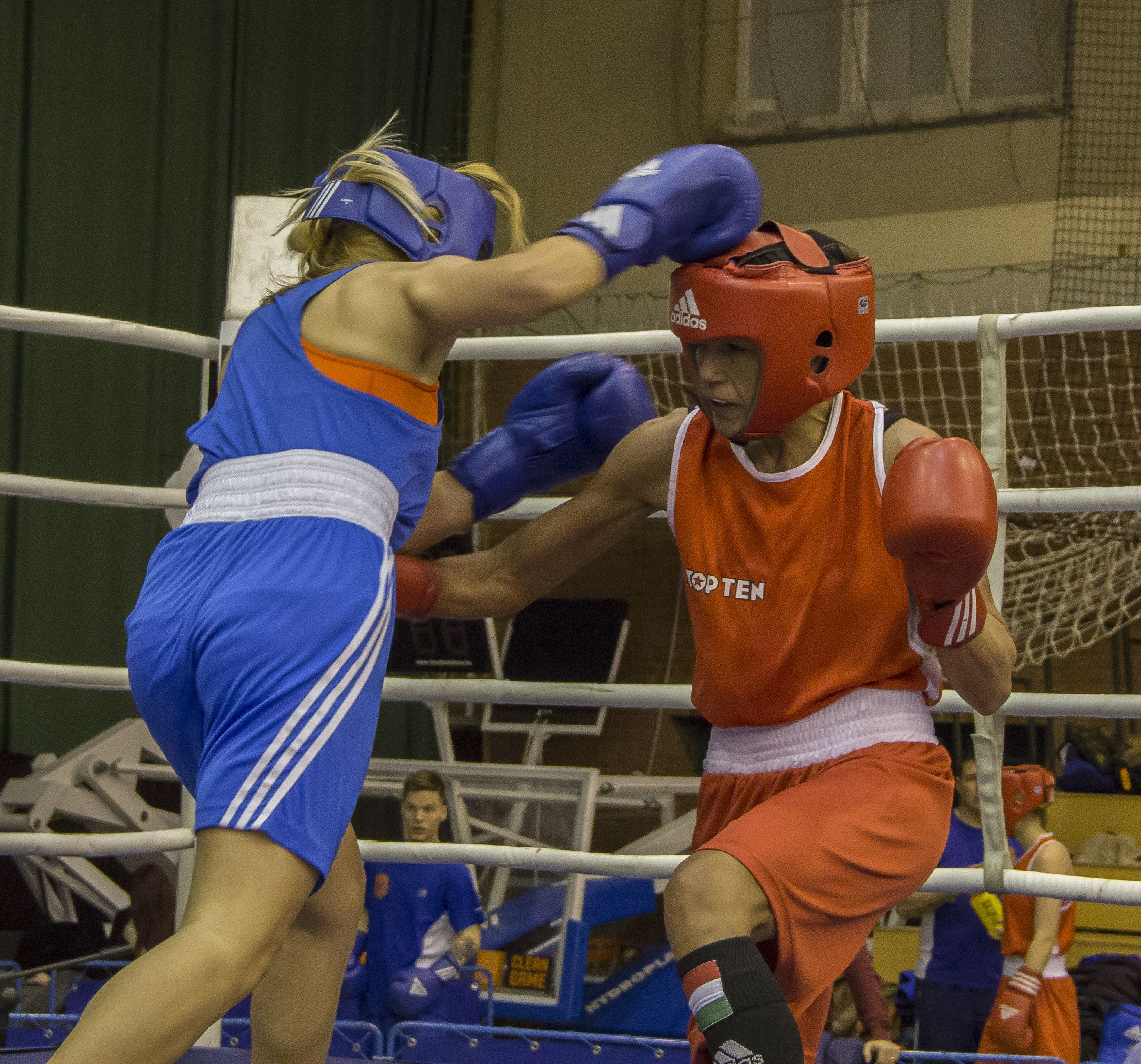"62th ""Bocskai Istvan Memorial"" International Boxing"