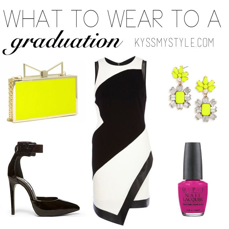 what to wear to a house graduation party