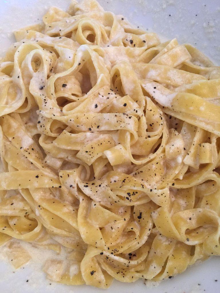 Fettuccine Alfredo -   Fettuccine alfredo, Meals and Homemade