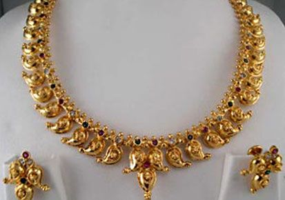 Kerala traditional  necklace
