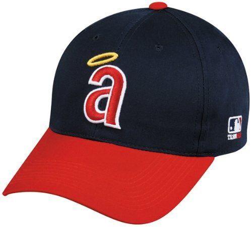 Image result for Outdoor Cap cooperstown ANGELS adult Cap picture