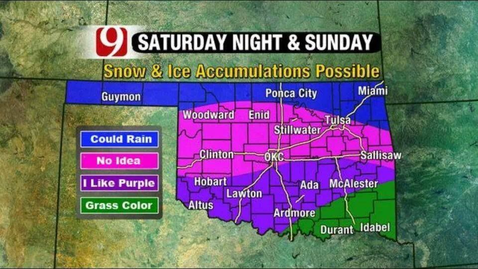 I have a feeling the OK weather guys are getting frustrated....:o)