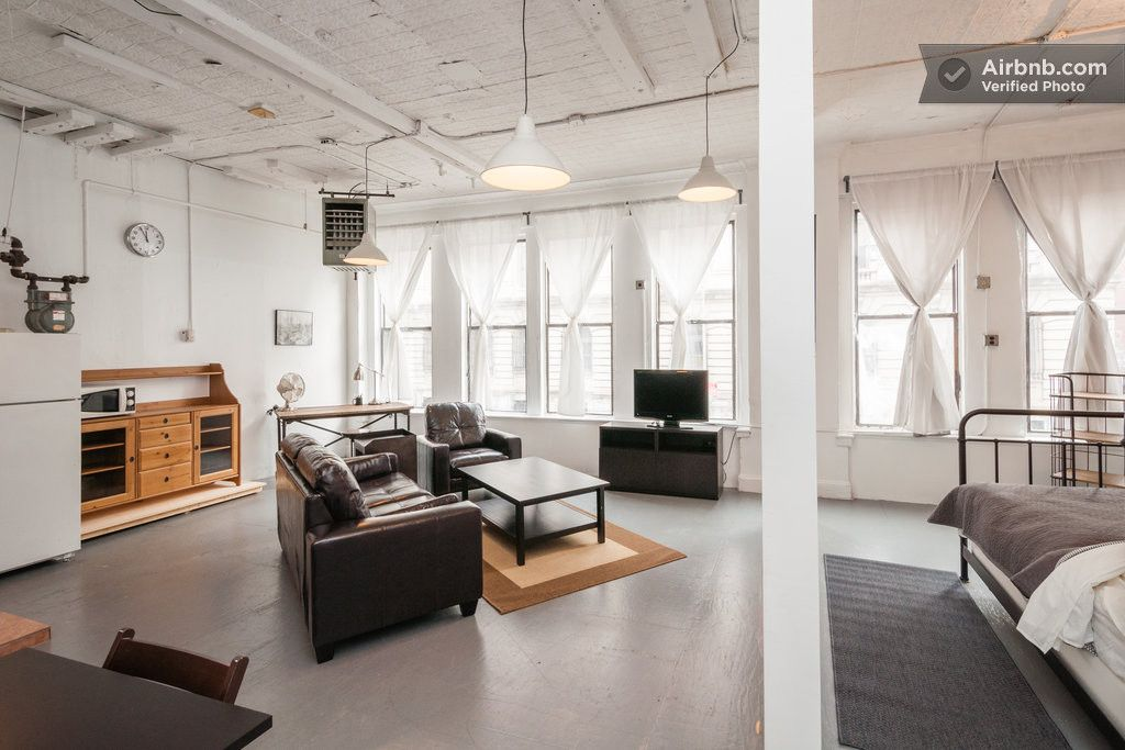 Air Bnb Nyc Soho Nolita Loft Apartment 245 Night