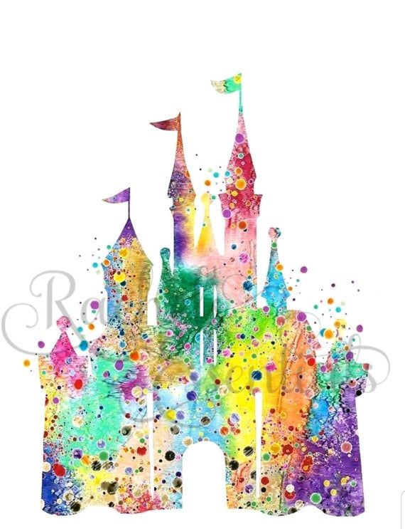 Png Svg Watercolor Disney Castle Png Svg Watercolor Disney Disney Wallpaper Wallpaper Iphone Disney