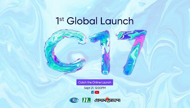 أعلنت Realme عن C15 في يوليو وقدمت C12 الشهر الماضي اليوم ستضيف الشركة عضو ا آخر إلى سلسلة C يطلق عليه اس Computer Programming Product Launch Announcement