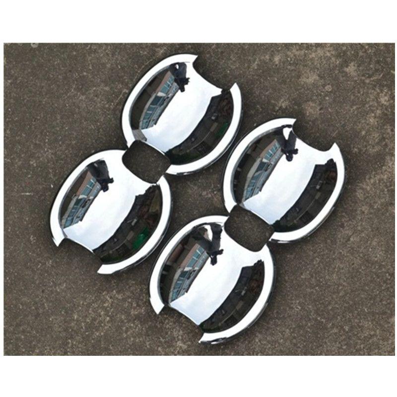 Door Handle Bowl Cover Exterior Accessories Car Decoration Modification Accessories For Kia Carens 2007 2015 Accessories Door Handles Car