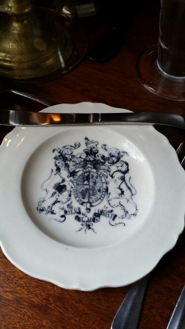 King's  Arms Tavern dish