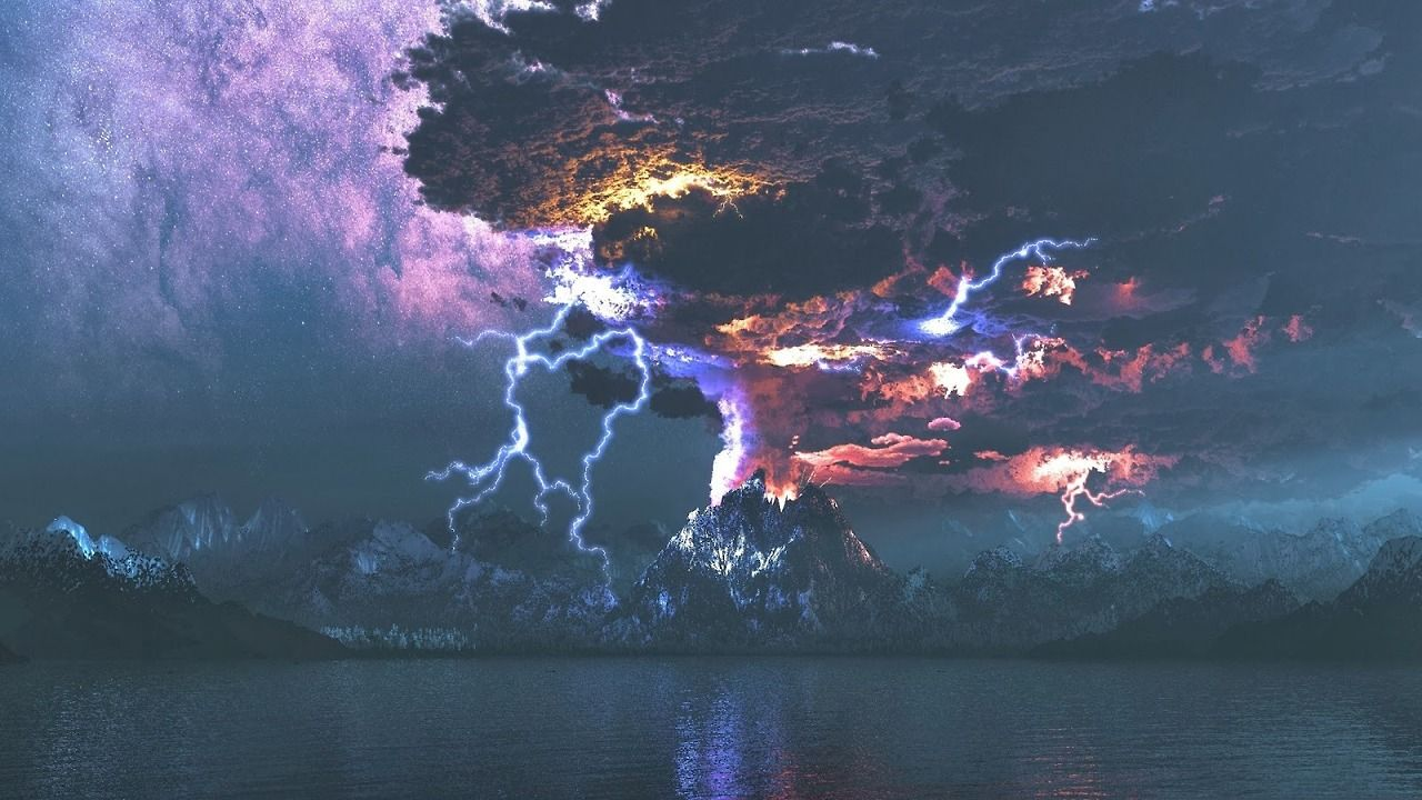 Destructive Photography My New Aesthetic Lightning Photos Nature Storm Wallpaper