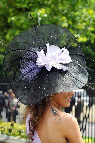 Ascot hats: Racy headwear