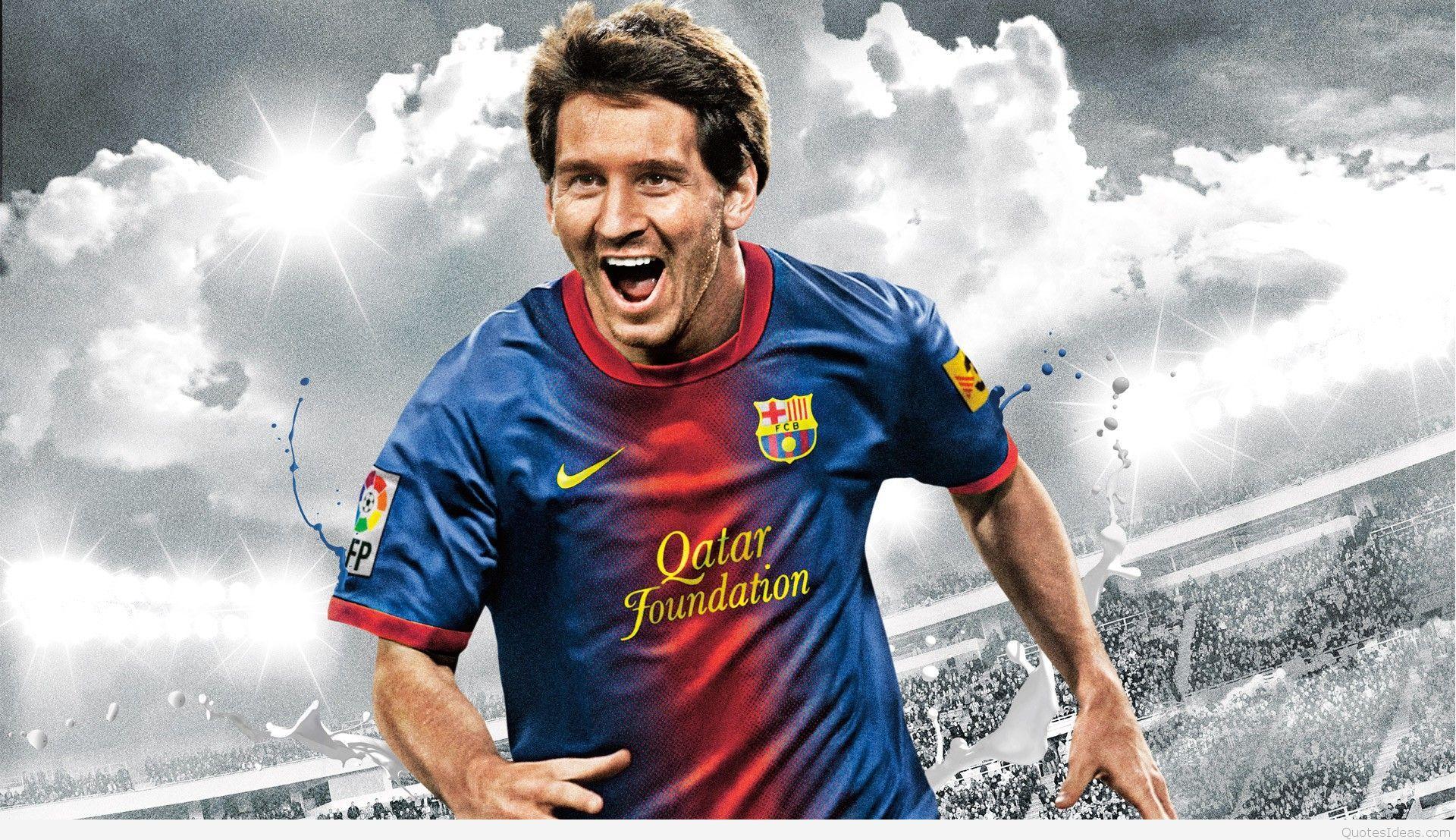 Messi Wallpaper Fifa Best Wallpaper Hd