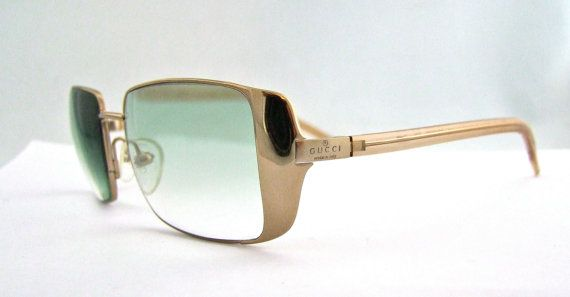 Mens GUCCI  Vintage Eyeglass Frames   90s  Optical frames style gg2657   Italy