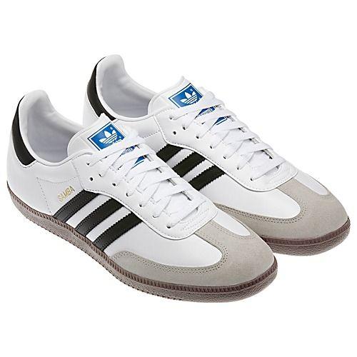 samba white adidas