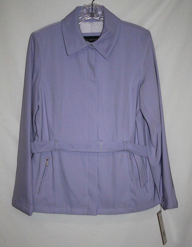 Braetan Misses MEDIUM Jacket Lilac Easter Blazer Lavender