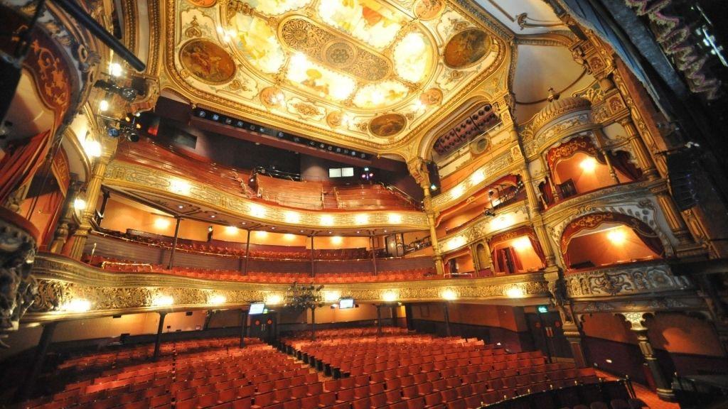 grand opera house belfast in 2020 seating plan opera