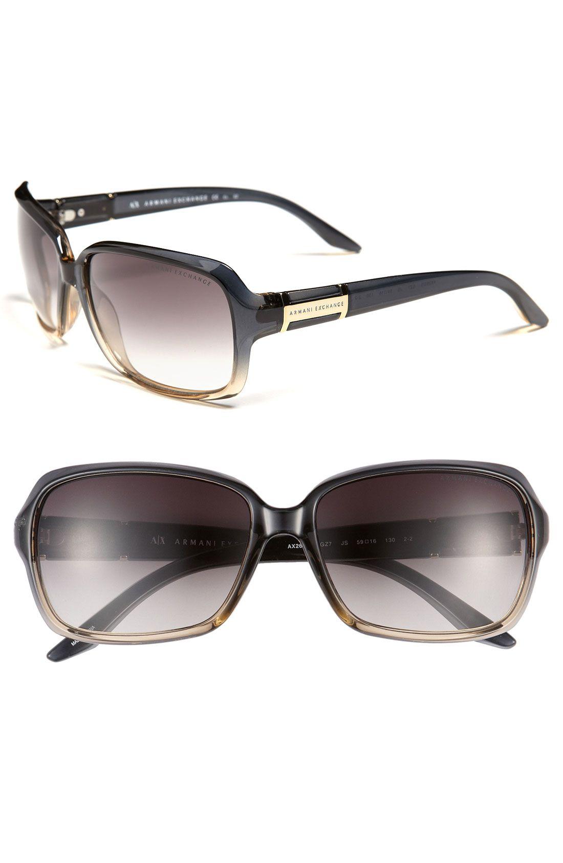 d8c5faf130e69 AX Armani Exchange Sunglasses
