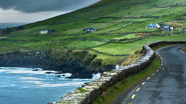 Dingle Peninsula Wallpaper