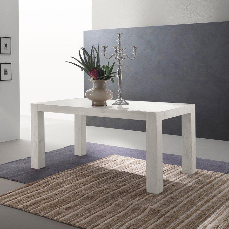Tavolo da pranzo allungabile design moderno Helmer