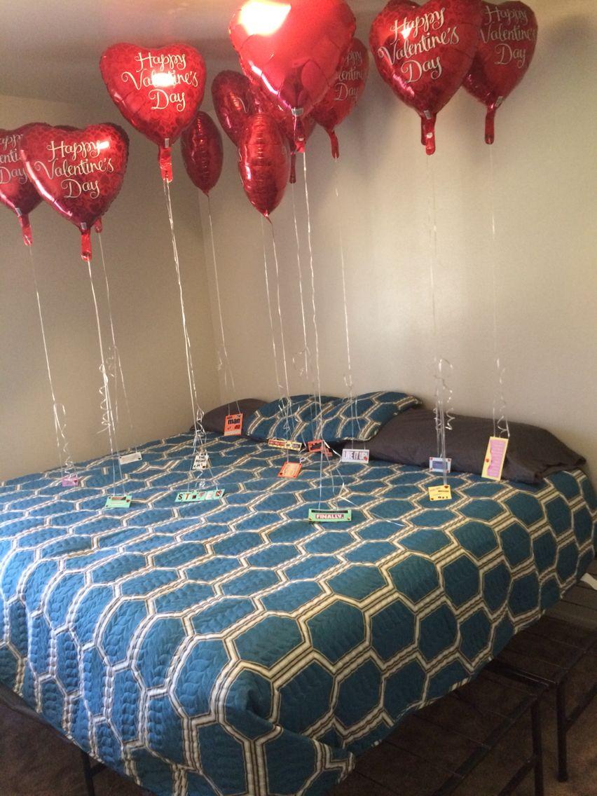 #balloons #crafty #valentine #holiday #diy #boyfriend #gifts