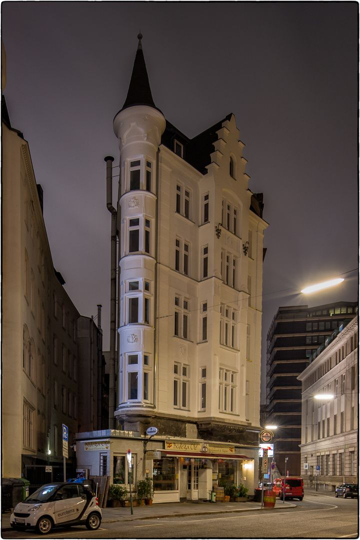 Kontorhaus An Der Borsenbrucke Wonders Of The World Germany City