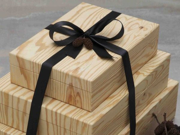 Reusable Decorative Gift Boxes And Journals By Wrapped La Gifting