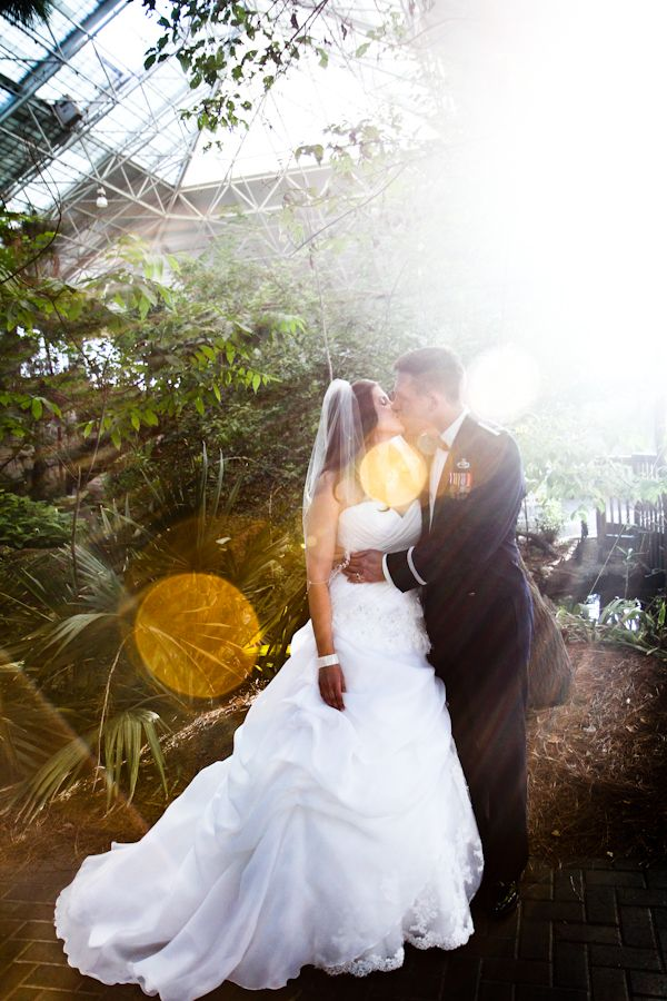 Exchange your vows in our Cape Fear Conservatory - David & Katie | KEITH KETCHUM PHOTOGRAPHY