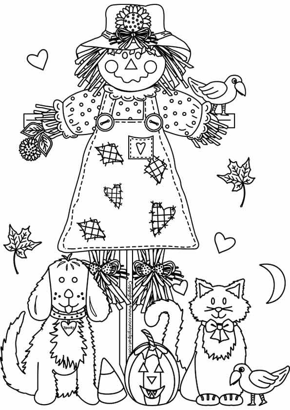 Free Printable Fall Coloring Pages For Kids Best Coloring Pages For Kids Fall Coloring Sheets Halloween Coloring Pages Fall Coloring Pages
