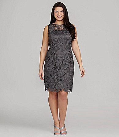 Plus Size Dresses At Dillards Heartpulsar