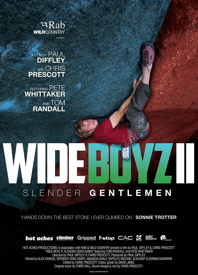"""""""Wide Boyz"""" is a film released by Hot Aches a few years ago, and was such a success that they've been working on a sequel. Watch the trailer by clicking through."""