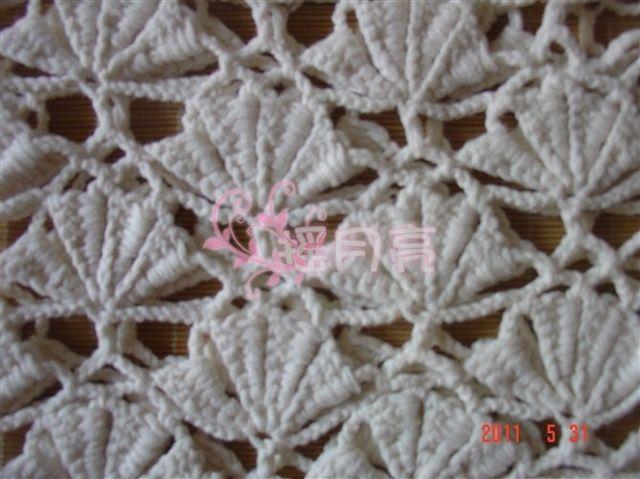 Вязание крючком - МК-красивый узор