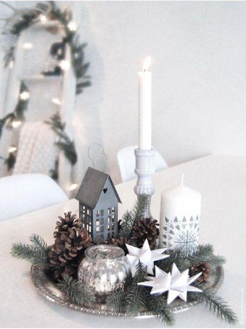 Weihnachtsferien – wie man sein Zuhause dekoriert – My Chic Design #weihnachten dekorati …
