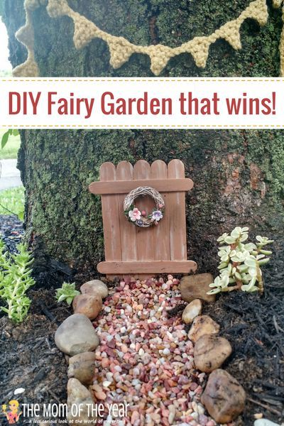 Diy Fairy Garden In 6 Easy Steps Kid Stuff To Do