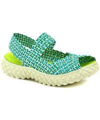Rock Spring RIHANA zelená dámská obuv