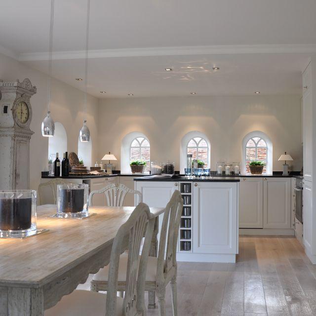 Kampen Haus küchen, Zuhause dekoration, Ferienhaus sylt