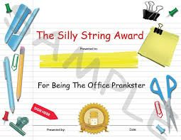 Image result for funny employee award categories Funny