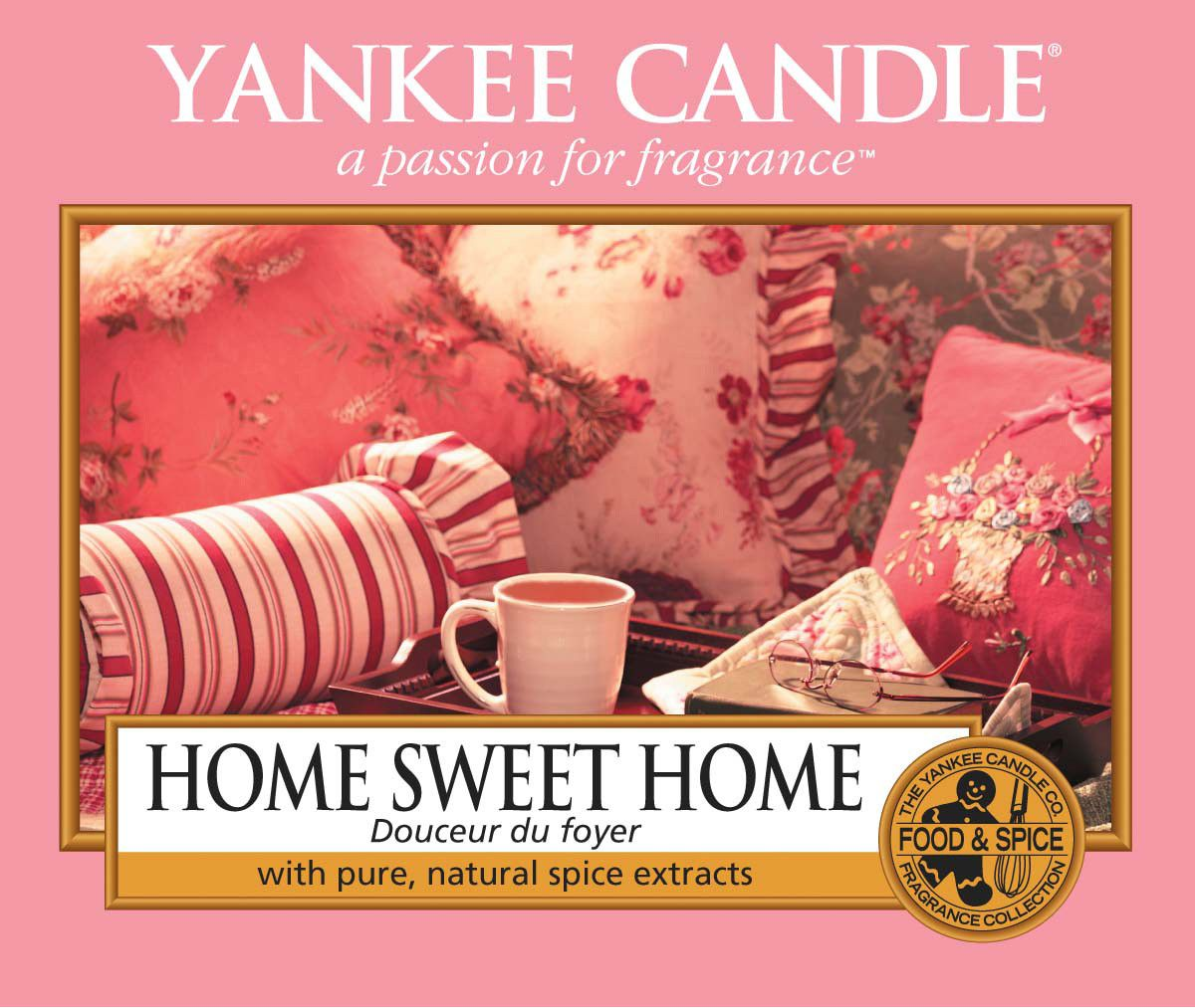 Yankee Candle Country Kitchen Home Sweet Home Yankee Candle Printies Mini Yankee Candles