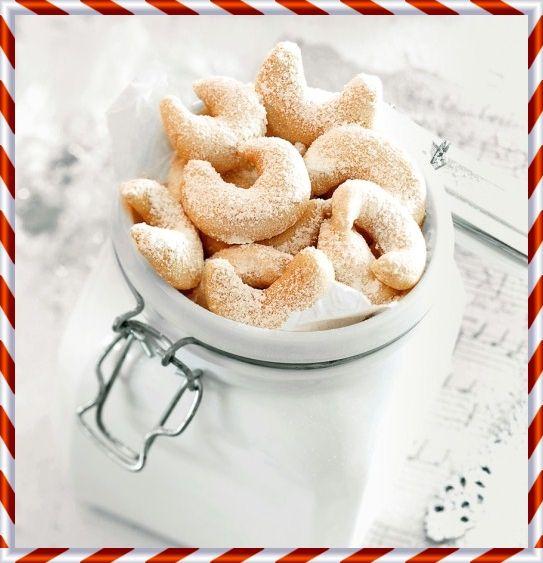 Rezept für Vanillekipferl