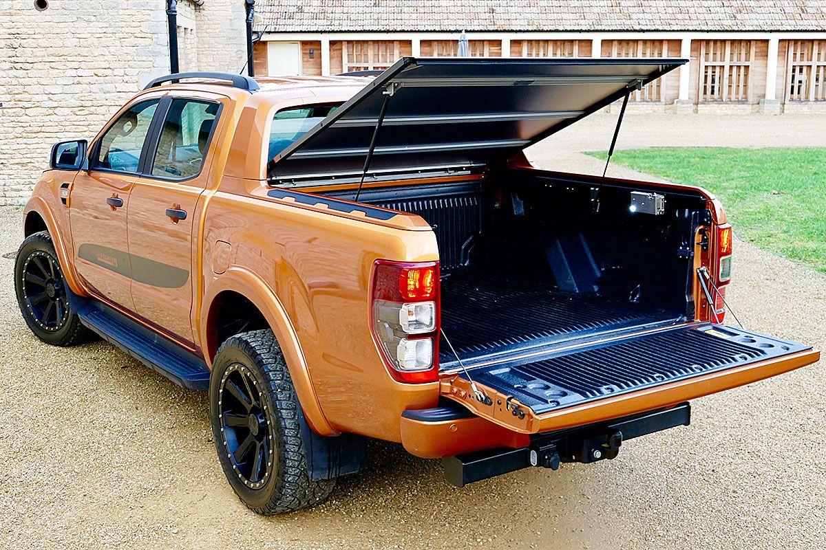 2016 Ford Ranger 3 2tdci Wildtrak Street Fighter