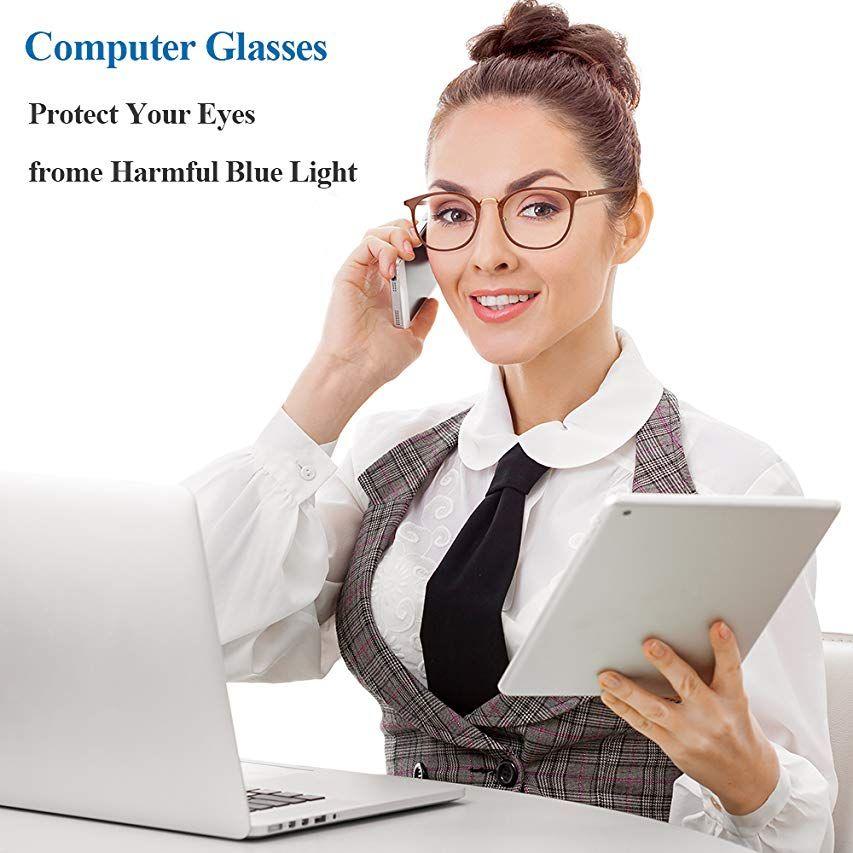 J+S Vision Blue Light Shield Computer Reading